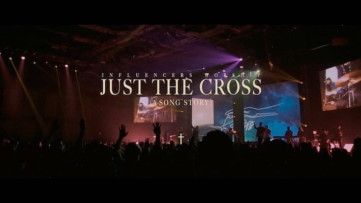 Influencers Worship выпускают новую песню '† (just the cross)'