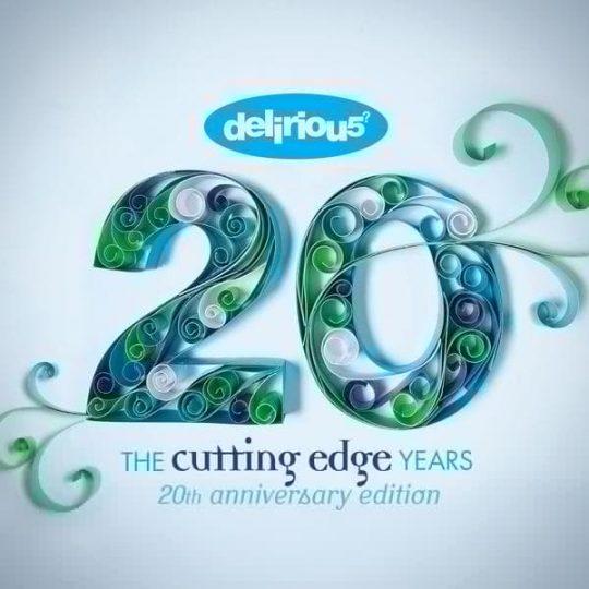 Альбом - The Cutting Edge Years - 20th Anniversary Edition Delirious