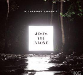 альбом - Jesus You Alone