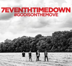 альбом - God Is On the Move - 7eventh Time Down