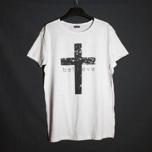 Футболка с крестом