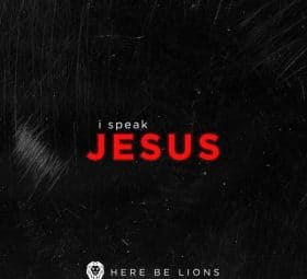 I Speak Jesus - EP - Here Be Lions