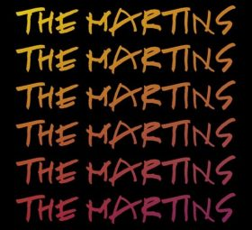 The Martins - EP - The Martins