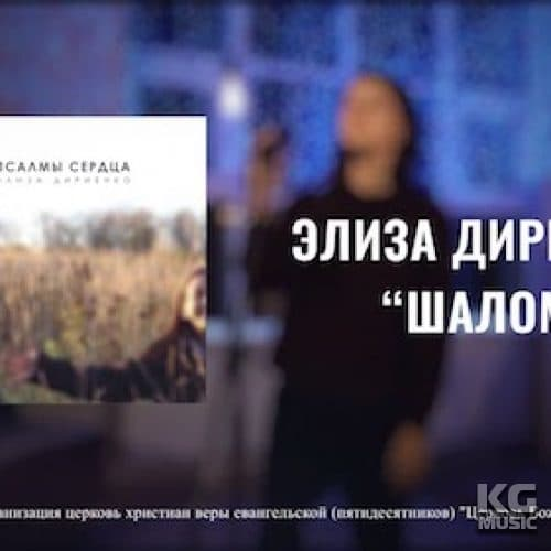 Шалом - Элиза Дириенко