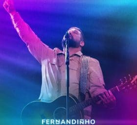 É Tempo de Abrir o Coração - Santo (Ao Vivo) - Fernandinho
