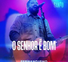 O SENHOR É BOM (AO VIVO) - FERNANDINHO