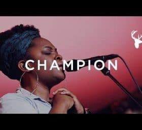 Champion - Rheva Henry