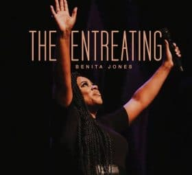 The Entreating [Live] - Benita Jones