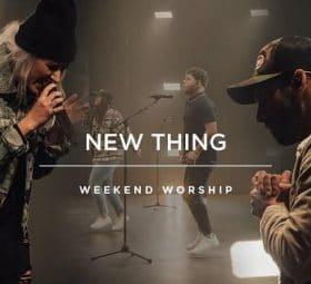 New Thing - Red Rocks Worship